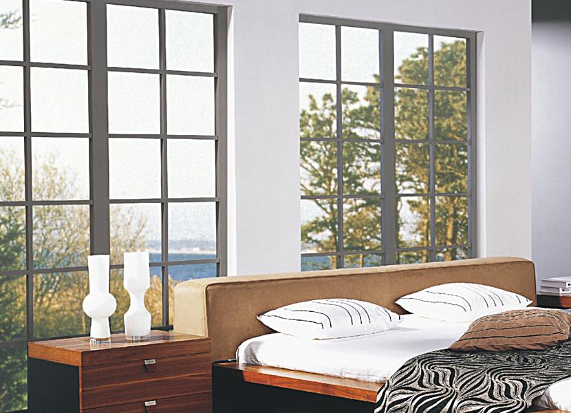 501M Aluminium Side-hung Door Frame Profiles