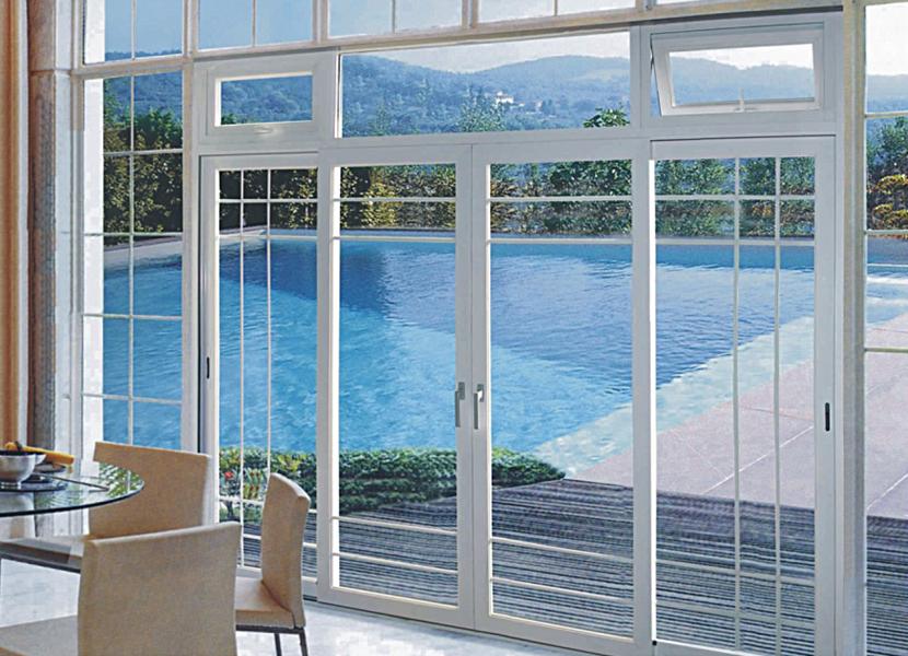 50B Side-hung Window aluminum alloy profile