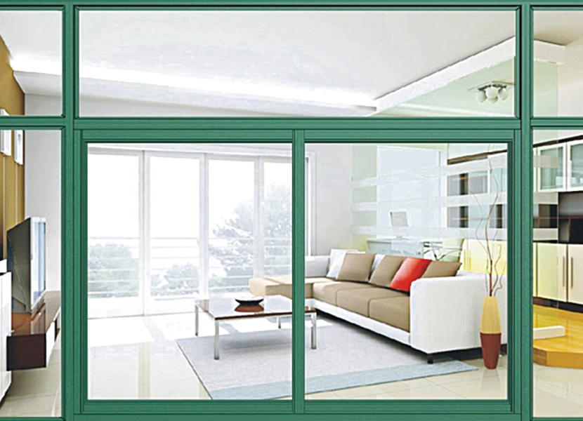 63M Aluminium Side-hung Door Frame Extrusions