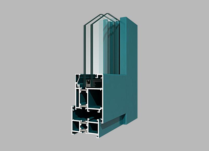 A55GM Thermal Break Aluminium Profile