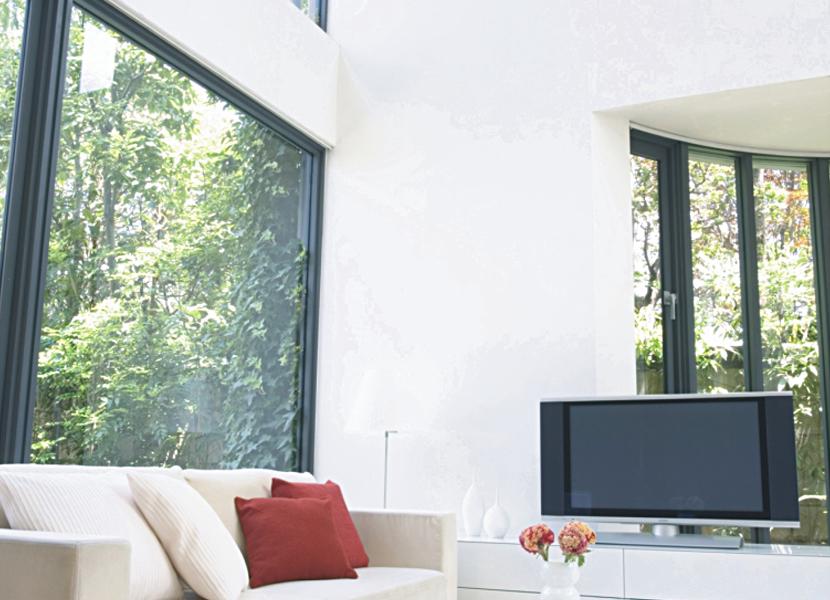 K83 Aluminium Frame Profiles for Sliding Window